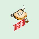 Toasted by mouseman