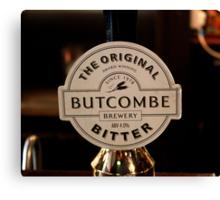 Lamb & Flag - Butcombe Brewery Bitter Canvas Print