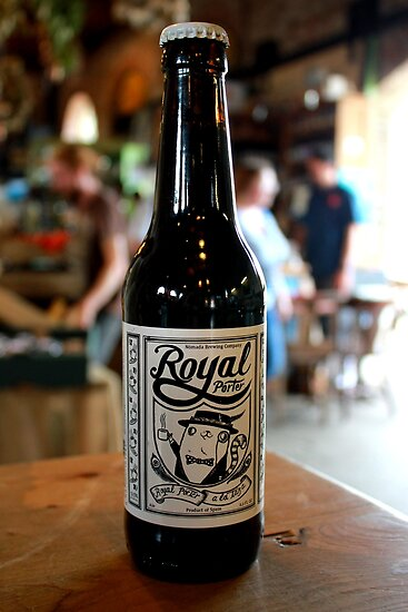 Royal Porter by Nomada - The Bottle Shop  by rsangsterkelly
