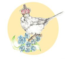 King Bird by emilyhline