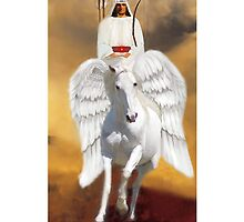 ๑۩۞۩๑ THE RIDER ON THE WHITE HORSE IPHONE CASE ๑۩۞۩๑ by ✿✿ Bonita ✿✿ ђєℓℓσ