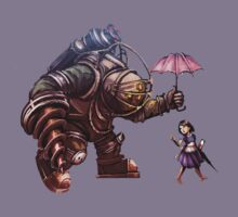 Big Daddy Umbrella by FullBlownShirts