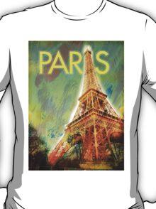 Paris: Eiffel Tower T-Shirt