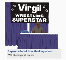 Virgil - Date with a Wrestler by Paul Rodgers