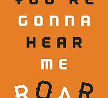 Roar by Redel Bautista