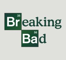 Breaking Bad logo by logo-tshirt