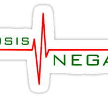 Prognosis Negative. Sticker