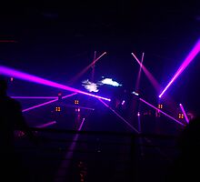 Lazers in Houston by TreeCutie