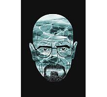 Heisenberg, ice man Photographic Print