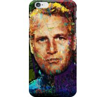 Paul Newman. Cool Cat On A Hot Tin Roof. iPhone Case/Skin