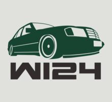 Mercedes Benz W124 - 1 by TheGearbox