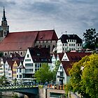 Fairy Tale Town, Tübingen, Germany by L Lee McIntyre