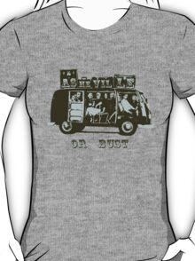 Asheville Or Bust! T-Shirt