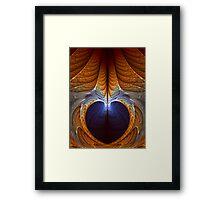 Dragonheart Framed Print