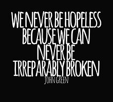 Never Be Hopeless by Alyssa Clark
