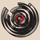 Vinylized! - Vinyl Records - New Modern Vinyl Records T Shirt by Denis Marsili