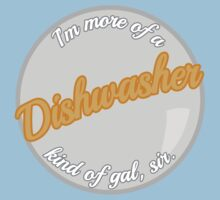 Dishwasher girls by CuriousDesign