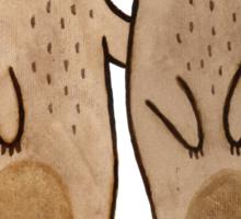 Bear Pair Sticker