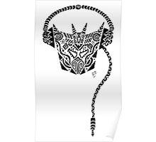Decepticon Dj Tribal Poster