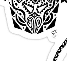 Decepticon Dj Tribal Sticker