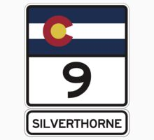 CO-9 Silverthorne Colorado Kids Clothes