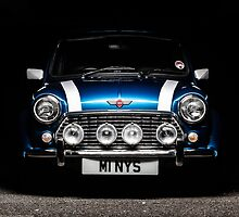 Mini Cooper by Christopher Quick