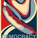 Democracy Sausage by Miss Dilettante