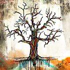 Fall Tree by agann
