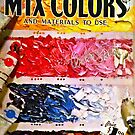 How To Mix Colors by WhiteDove Studio kj gordon
