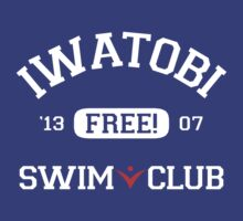 Iwatobi Swim Club Uniform by cyycyy