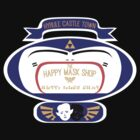 Happy Mask Shop by kmtnewsman