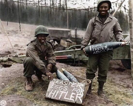Easter Eggs for Hitler by Mads Madsen