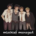 Mischief Managed? Mischief Managed. by Kirsten  Stackhouse