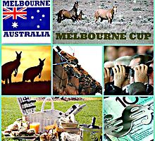 Melbourne cup by DMEIERS
