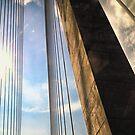 Arthur Ravenel Jr. Bridge - Charleston, SC #13 by Edith Reynolds