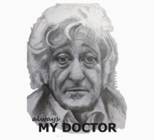THE THIRD DOCTOR - JOHN PERTWEE by jillohjill