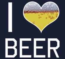 I love beer by partyanimal