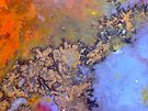 Crinkly Bits (Plume Agate) by Stephanie Bateman-Graham