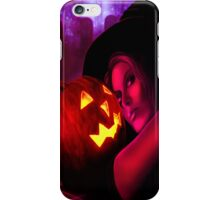 Halloween Witch 2011 iPhone Case/Skin