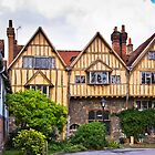 Pilgrim's Hall, Winchester by vivsworld