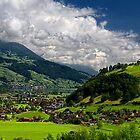 Chaiserstuel Obwalden Switzerland by Trevsnature