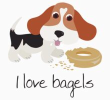 I Love Bagels by BonniePortraits
