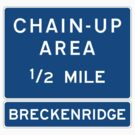 Chain Up! - Breckenridge by IntWanderer