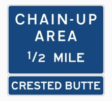 Chain Up! - Crested Butte by IntWanderer