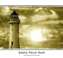 Gothic Perch Rock by DavidWHughes