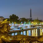 Eiffel Tower by Andrew-Thomas