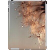 droplets of honey iPad Case/Skin