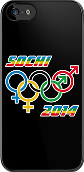 Sochi Equality by graphix
