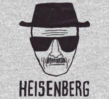 Heisenberg Tri-Blend Design by DCVisualArts