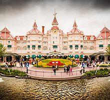 Disneyland Park by FelipeLodi